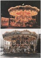 Gf. CARROUSEL VENITIEN. Direction Six. 2 Cartes - Spectacle