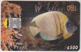 #10 - COSTA RICA-10 - FISH - 400.000EX. - Costa Rica