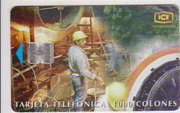 #10 - COSTA RICA-13 - PUZZLE - 70.000EX. - Costa Rica