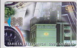 #10 - COSTA RICA-14 - PUZZLE - 250.000EX. - Costa Rica