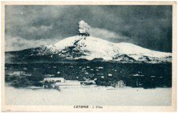CATANIA - L'Etna - Catania