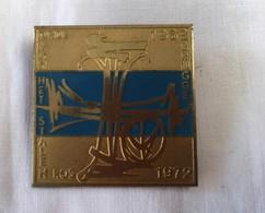 Moto Club - Vintage - Brugge - Médaille - Insigne - Orde Van Het Stalen Ros 1968 - 1972 - Belgique