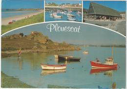Finistère :  PLOUESCAT  , La  Côte  Du  Léon  1992 - Plouescat