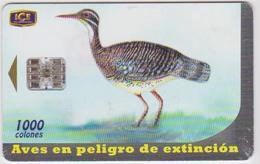 #10 - COSTA RICA-27 - BIRD - 400.000EX. - Costa Rica
