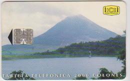 #10 - COSTA RICA-28 - HILL - 100.000EX. - Costa Rica