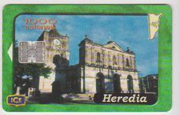 #10 - COSTA RICA-30 - HEREDIA - 400.000EX. - Costa Rica