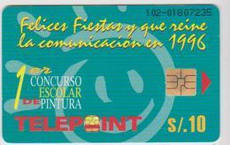 #10 - PERU-10 - RENZO MARTINEZ - Peru