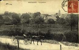 70 MONTAGNEY / Vue Générale/ A 446 - France