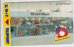 #10 - PERU-13 - MOBIL MART - 60.000EX. - Peru