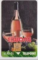 #10 - PERU-15 - E. WONG - WINE - 20.000EX. - Peru