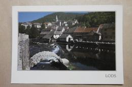 LODS Vallée De La Loue Classé Parmi Les Plus Beaux Villages De France 25 DOUBS Autres Communes - France