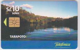 #10 - PERU-19 - TARAPOTO - 100.000EX. - Peru