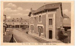 19 NEUVIC - Hotel Des Postes - Francia