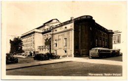 WARSZAWA - Teatr Polski - Polonia