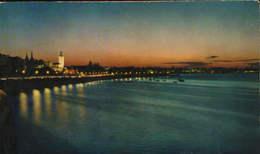 Libya - Postcard Written 1970  - Tripoli -  View From The Sea - 2/scans - Libia
