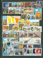 Zambia Maps Views Animals Royals Sports More LOT Of 129 Incl 20 SETS QUALITY USED Cat $140 WYSIWYG A04s - Zambia (1965-...)