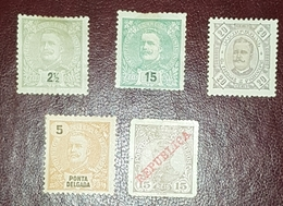 Timbres Neufs MNH - Unused Stamps