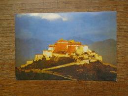 Tibet , The Potola Palace - Tibet