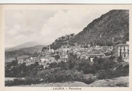 LAURIA - PANORAMA - Potenza