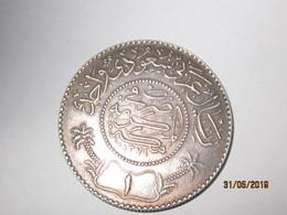 Arabie Saoudite: 1 Riyal 1374 / 1954 (silver) - Saudi Arabia