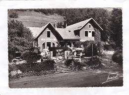 CPSM : 15 X 10,5  -  EN  CHARTREUSE . -  CHALET-HOTEL Du COL Du CUCHERON.  P. BAFFERT, Propriétaire - Chartreuse