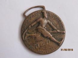 Medaglia Corpo D'armata Eritreo 1936 - Italia