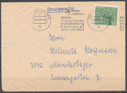 GERMANY - 1963, Cover EUROPA CEPT - BRD