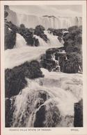 Bresil Brazil Brasil Chute D'eau Waterfall Falls Iguassu Iguacu Parana (Very Good Condition) - Brazilië