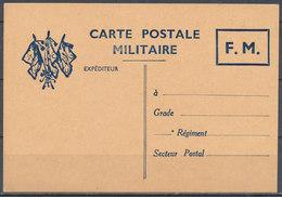 FRANCE - Carte Postale Militaire - Wars