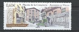 """Andorre YT 725 """" Andorre-la Vieille """" 2012 Neuf** - Ongebruikt"""