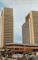 Pitoresco Aspecto De Torres Norte Y Sur En El Centro Simon Bolivar, Caracas,Obra Efecteada Por El Gobierno Que Preside.. - Venezuela