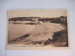 CPSM 44  - QUIMIAC-en-MESQUER - Plage De Tout-Ru 1937 TBE - Other Municipalities