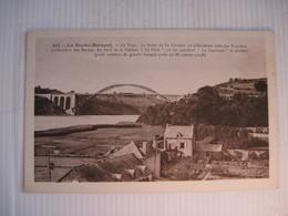 CPSM 56 La Roche-Bernard Le Pont La Butte De La Garenne 1945 TBE - La Roche-Bernard