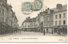 Ac9/      27   Evreux    Place Du Grand Carrefour  (animations) - Evreux