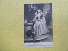 VERSAILLES. Le Château. Le Musée. Marie Françoise Perdigeon, Femme De Boucher  Par Jean Raoux. - Versailles (Schloß)