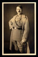 17211-GERMAN EMPIRE-PROPAGANDA POSTCARD ADOLF HITLER.WWII.,Hoffmann.DEUTSCHES REICH.POSTKARTE.Carte Postale - Covers & Documents