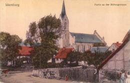 MARSBERG  PARTIE AN DER BULBERGSTRASSE - Marsberg