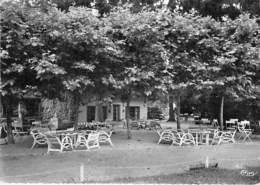 """21 - VAL SUZON : Hotel Restaurant """" L'HOSTELLERIE """"  CPSM Dentelée Noir Blanc Grand Format 1964 - Côte D'Or - Other Municipalities"""