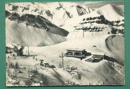 06 Auron Station De Sports D' Hiver Vue Générale ( 26 Février 1962 ) - Autres Communes