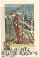Milano, 28.4.1947, Prestito Della Ricostruzione. - Storia