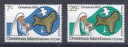 190031806  CHRISTMAS  ISL.  YVERT    Nº  59/0  **/MNH - Christmas Island