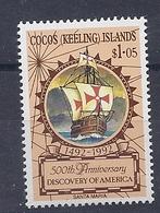 190031808 COCOS  ISL.  YVERT    Nº  250  **/MNH - Islas Cocos (Keeling)