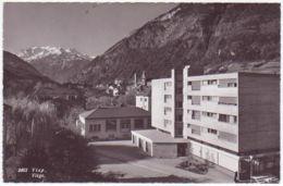 Visp. Mengis Gebäude (Walliser Bote) - VS Valais