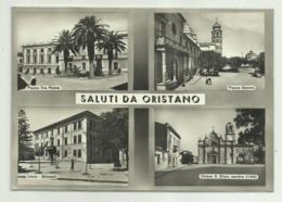 SALUTI DA ORISTANO - VEDUTE - NV  FG - Oristano