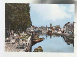 CP (80) Amiens - Marché Sur L'eau - Amiens