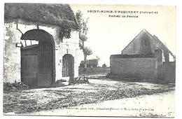 SAINT AUBIN D'ARQUENAY - Entrée De Ferme - Saint Aubin