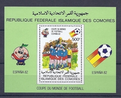 190031829   COMORES  YVERT    HB  Nº  29  **/MNH - Comores (1975-...)