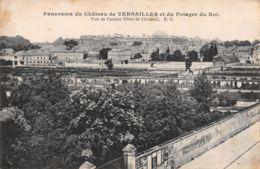 78-VERSAILLES PANORAMA DU CHATEAU ET DU POTAGER DU ROI-N°1155-A/0269 - Versailles (Château)