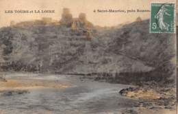 42 - Les Tours Et La Loire, à SAINT-MAURICE, Près Roanne - France