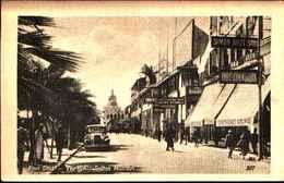 3893A) Cartolina Di Port Said - The Quai Sultan Hussen - Nuova - Port Said